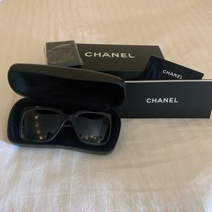 Chanel 5221 sunglasses-authentic